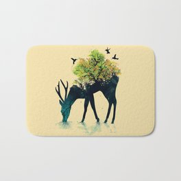 Watering (A Life Into Itself) Bath Mat