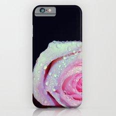 Pink Rose Down iPhone 6s Slim Case