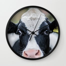 Aunty Moo Wall Clock