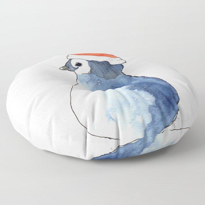 Pingouin Floor Pillow