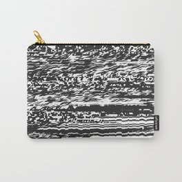 Glitchey Carry-All Pouch