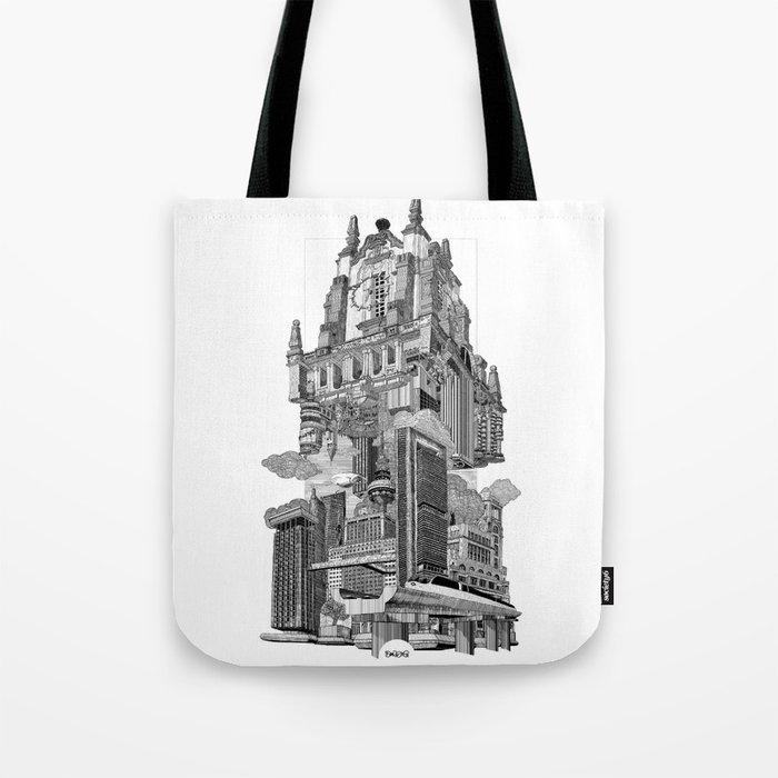 MADRID 360º Tote Bag