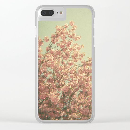 The Day is Done Clear iPhone Case