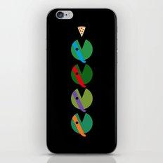 Pac-Turtles iPhone & iPod Skin