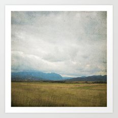 Transylvania VI Art Print