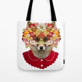 foxface Tote Bag