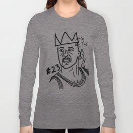 Long Live The K1ng Long Sleeve T-shirt