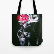 The Demon Queen Tote Bag