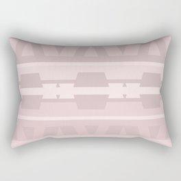 Strawberry Sorbet With Cream Rectangular Pillow