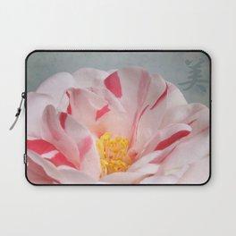 Peace Camellia Laptop Sleeve