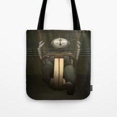 I love Swinging Tote Bag
