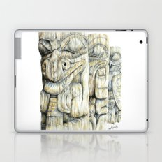 Haida Totems Laptop & iPad Skin