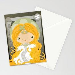 Rapunzel Stationery Cards