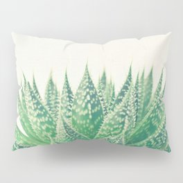 Lace Aloe Pillow Sham