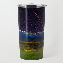 Stars in Bridgeport Travel Mug