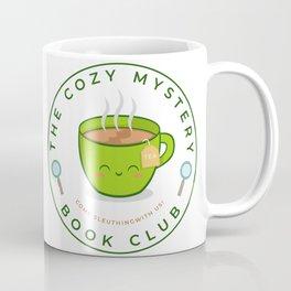 The Cozy Mystery Book Club Coffee Mug