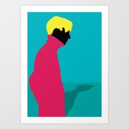 Menswear No:5 Art Print