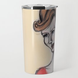 Joan Holloway Travel Mug