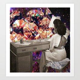 Self Love (Remastered) Art Print