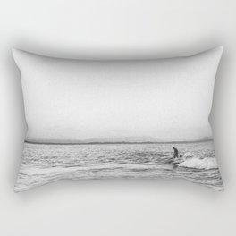Surf Time Rectangular Pillow