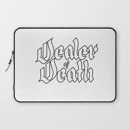 Dealer of Death Laptop Sleeve
