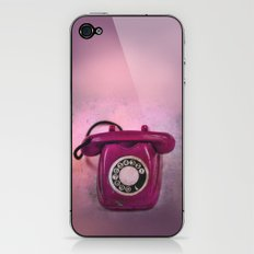 CALLING FOR YOU iPhone & iPod Skin