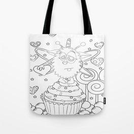 SugarPuff Tote Bag