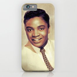 Jackie Wilson, Music Legend iPhone Case