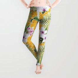 Tropical Summer #15 Leggings