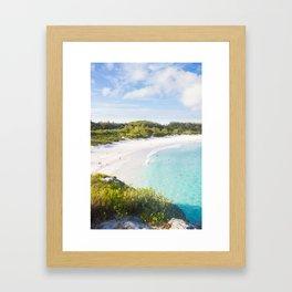 Horseshoe Bay Landscape Framed Art Print