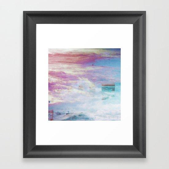 Bondi 1 Framed Art Print