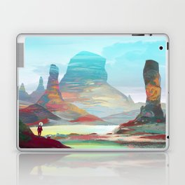 On another planet 2 Laptop & iPad Skin
