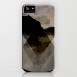 Hipster Hill iPhone Case