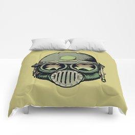 War Skull Comforters