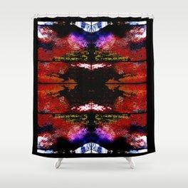 Ruler Shower Curtain