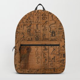 Papyrus of Amenhotep Backpack