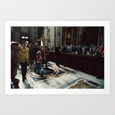 Vatican I Art Print