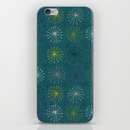 seedheads peacock iPhone Skin