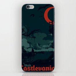Visit Castlevania iPhone Skin