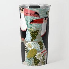 Toucans by Andrea Lauren  Travel Mug