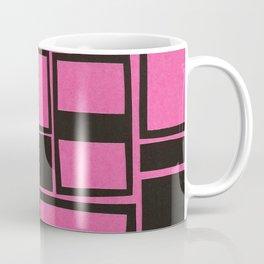 Windows & Frames - Pink Coffee Mug