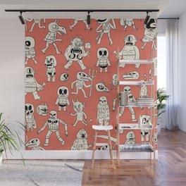 Demons Wall Mural