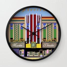 Panama City, Florida Wall Clock