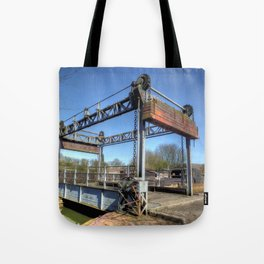 Lift Bridge Tote Bag