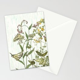 Cultivating my mind garden Stationery Cards