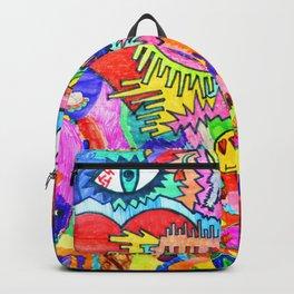 Pop Up Love Backpack