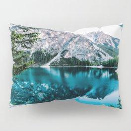 Reflected Peaks Pillow Sham