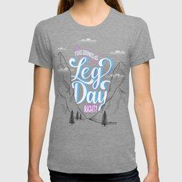 Leg Day T-shirt