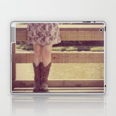 Thank God I Was Born a Country Girl Laptop & iPad Skin