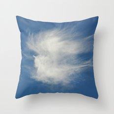 Cloud Unicorn Throw Pillow
